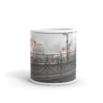 Berlin Wannsee Winter – Tasse