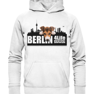 Berlin Dog – Kids Hooded Sweat