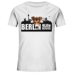 Berlin Dog – Kids Organic Shirt