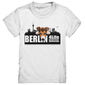 Berlin Dog – Kids Premium Shirt