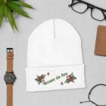 Roses de feu – Mütze