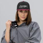 Silv4Life Brand – Snapback-Cap