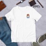 Berlin Äffchen (jestrickt) – Unisex Premium Shirt
