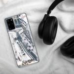Piece of Berlin on Winter – Samsung Handyhülle