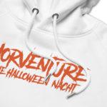 Horventure [Die Halloween-Nacht] – Varianten – Unisex Premium Hoodie